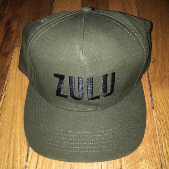68b8d56e6c1 Supreme ZULU 5-Panel Hat Olive. M 5af25feac9fcdffdf7dc939d. Other  Accessories ...